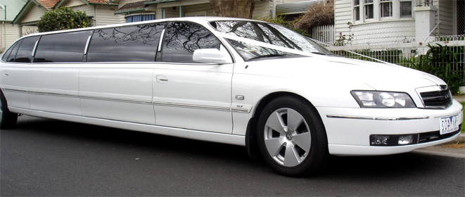 Holden Caprice 10 seater stretch limousine